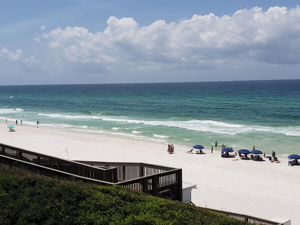 Picture-perfect views from the Best High Pointe Condo at Seacrest Beach, Florida