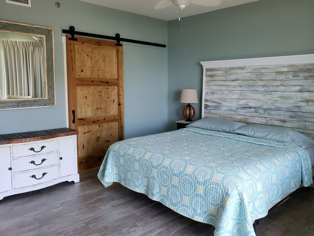A Bedroom at the Best High Pointe Condo at Seacrest Beach, Florida